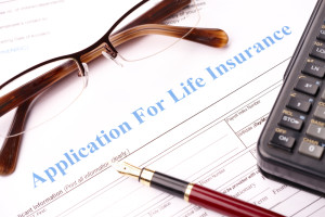 life insurance application